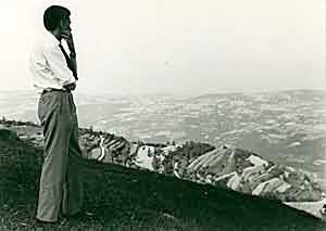 Cesare Pavese e le langhe