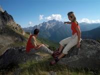 Camminare in Val di Fiemme - Fonte: ApT Val di Fiemme