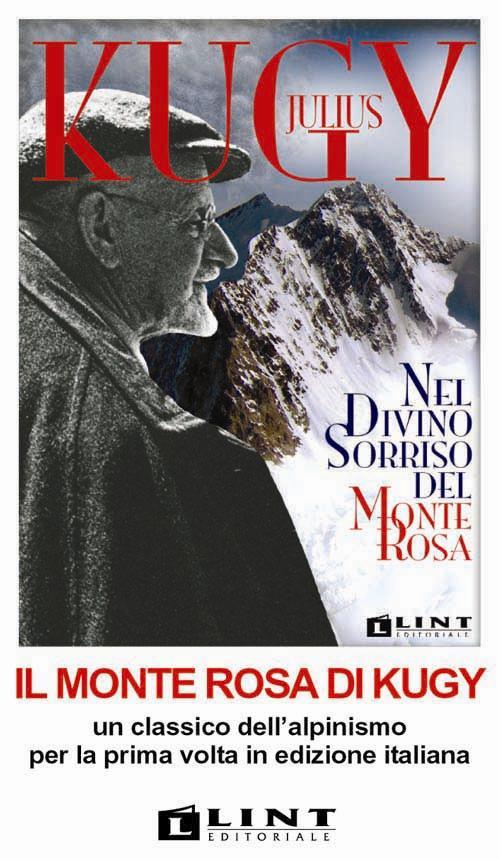 Nel divino sorriso del Monte Rosa - Fonte: Lint Editoriale
