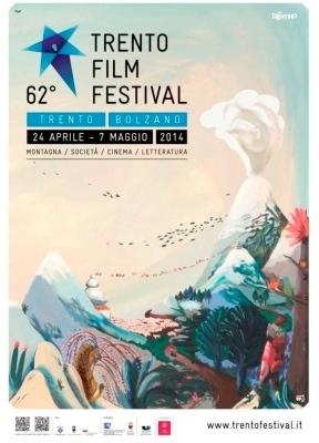 Trento Film Festival 2014 - locandina