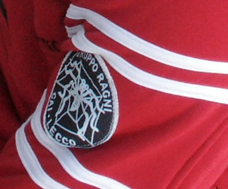 Logo Ragni di Lecco - fonte: www.ragnilecco.com
