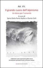 Il grande cuore dell'alpinismo - cover