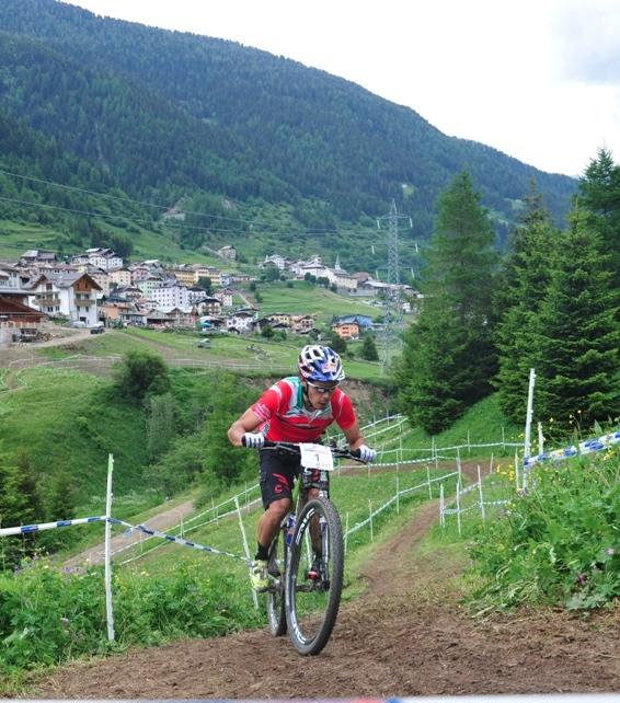 Marco Aurelio Fontana alla Vermiglio Bike XCO 2013