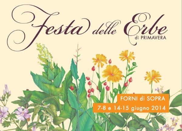Festa delle Erbe di Primavera 2014 - immagine da programma