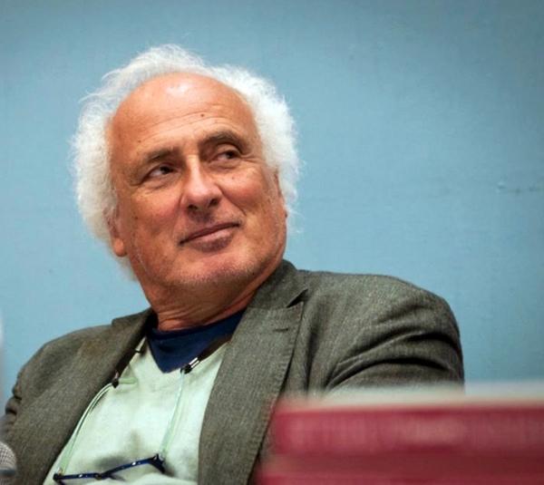 Stefano Benni - fonte immagine: press Courmayeur