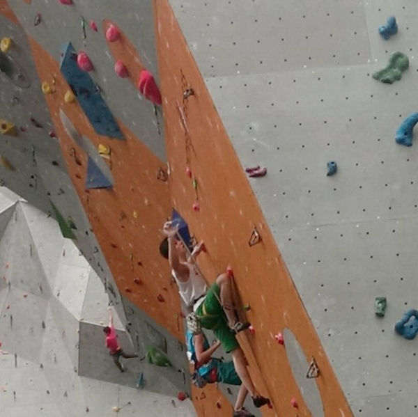 Campionati Europei Giovanili  di arrampicata - Edimburgo 2014 - fonte immagine: www.federclimb.it