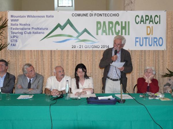 Convegno Parchi capaci di futuro - fonte immagine: Mountain Wilderness Italia