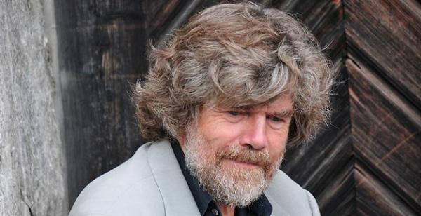 Reinhold Messner - fonte immagine: www.reinhold-messner.de
