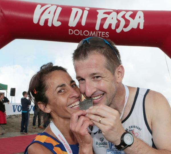 Val di Fassa Running 2014 - Nanu, Galliano - fonte immagine: press gara