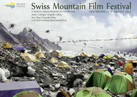 Swiss Mountain Film Festival - locandina 2014