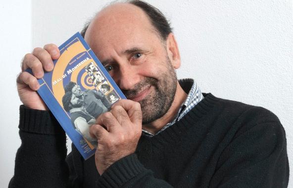Enrico Camanni - fonte immagine: CortinainCroda