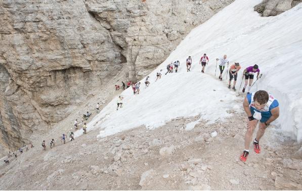 Dolomites Sky Race 2013 - archivio gara