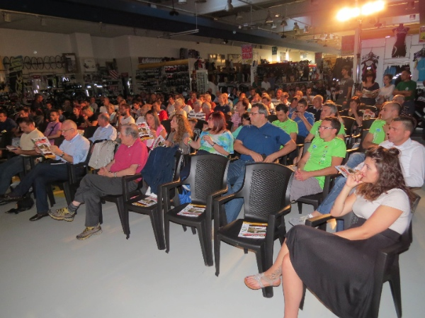 GIIR DI MONT 2014. Conferenza di presentazione. Fonte: press gara