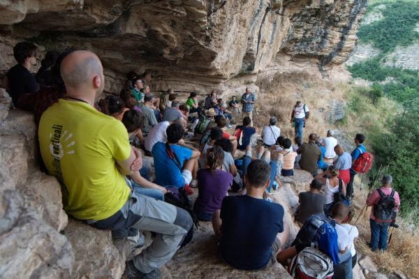"""Festival """"Le Parole della Montagna"""" - escursione. Fonte: www.leparoledellamontagna.it"""