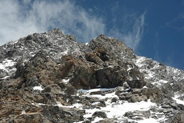 La Piramide Nera al K2 - foto: Daniele Nardi