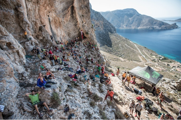 The North Face® Kalymnos Climbing Festival - foto: Damiano Levati