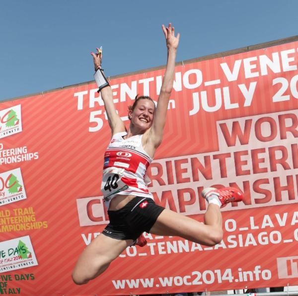 Wyder -  WOC, WTOC 2014