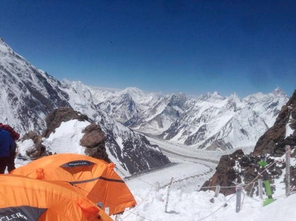 Spedizione alpinistica al K2. Fonte immagine: www.ansa.it