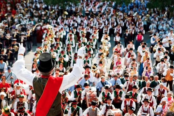 Festa delle Bande. Foto: www.bandion.it