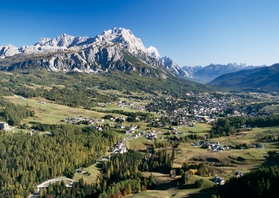 Cortina d'Ampezzo - fonte immagine: booking.dolomiti.org