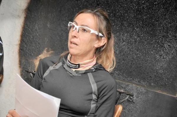 Francesca Canepa. Foto: Therry Pronesti/Ansa
