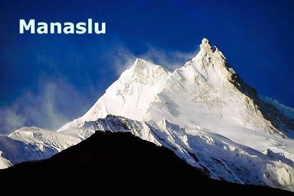 Manaslu. Fonte immagine: pagina facebook di Riccardo Bergamini