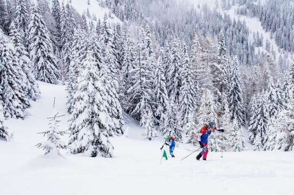 Pitturina Ski Race. Foto: Riccardo Selvatico