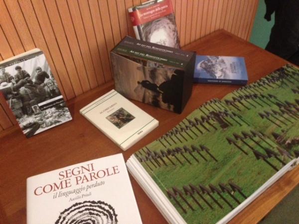 libri a Leggimontagna 2014