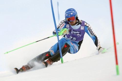 Baeck. Slalom maschile di Coppa Europa, Trysil - 2013- Fonte: www.neveitalia.it