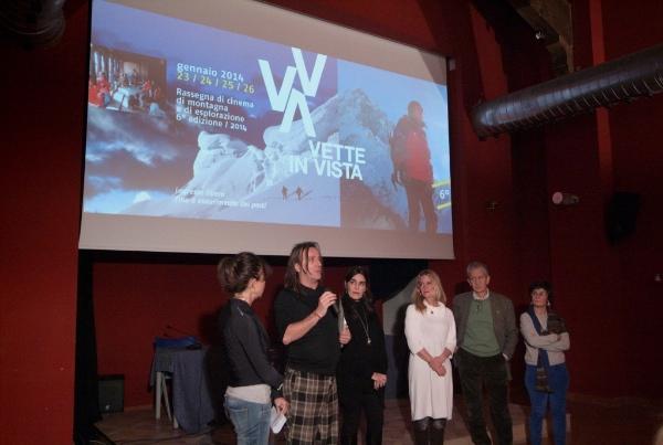 Vette in Vista, edizione 2014; premiazione concorso
