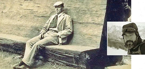 Jack London, Davide Sapienza. Fonte: www.alpesorg.com