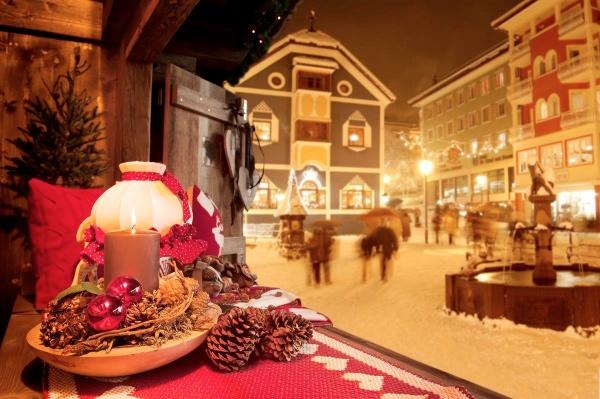 Ortisei, il paese di Natale - fonte: Val Gardena