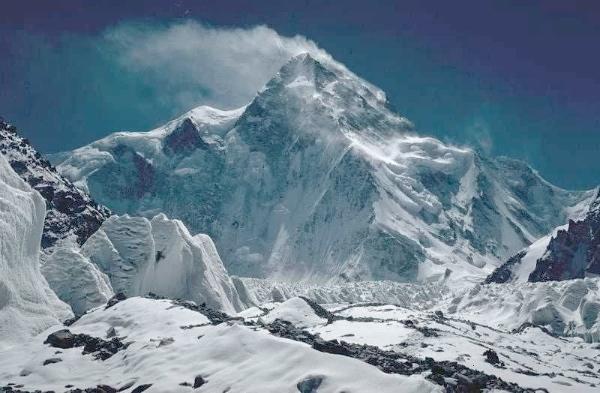 Parete Nord del K2. Fonte: pagina facebook di Txikon