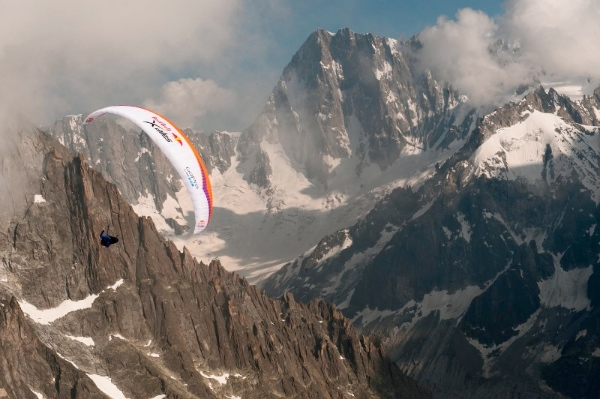 X-Alps, foto: Felix Woelk/RedBull Content Pool
