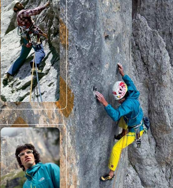 """Koller - Auer, immagini dal programma """"Mese Montagna"""" 2014"""