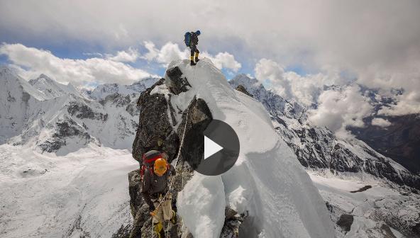 "Video ""Parole di Sherpa"". Fonte: www.nationalgeographic.it"