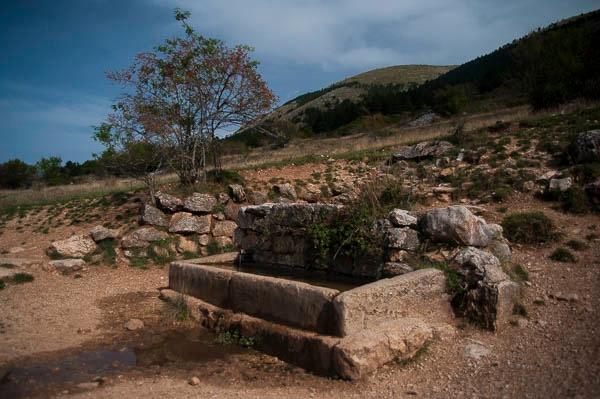 Fontana del Malvascione. Foto: Chiara Tebaldi
