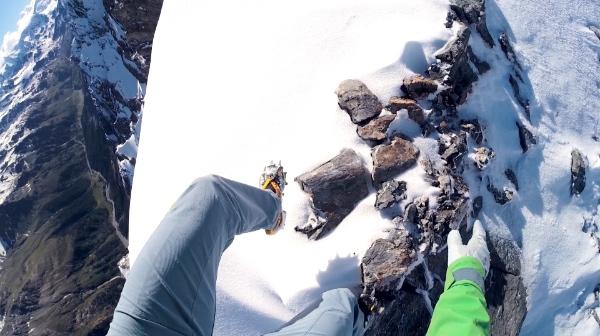 La scalata - crinale