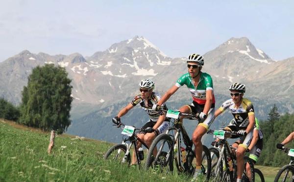 Alta Valtellina Bike Marathon. Fonte immagine: pagina facebook della granfondo
