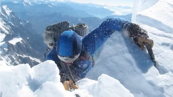 immagine dal video Gran Pillier d'Angle, fonte: vimeo.com