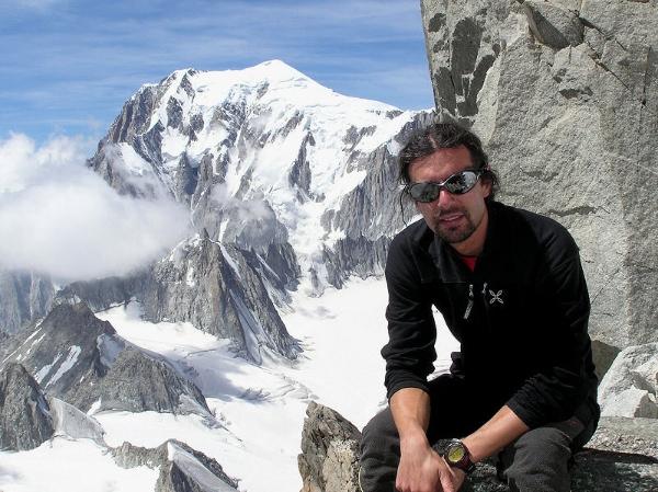 Marcello Meroni. Fonte immagine: CAI-SEM Milano