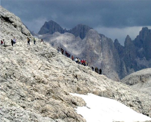 Montagne. Fonte immagine: brochure convegno