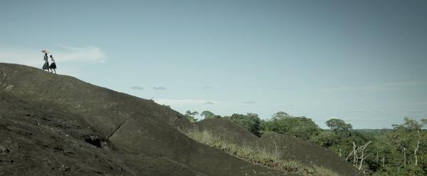 Un giorno a Wamba, immagine tratta dal trailer del film. Fonte: vimeo.com
