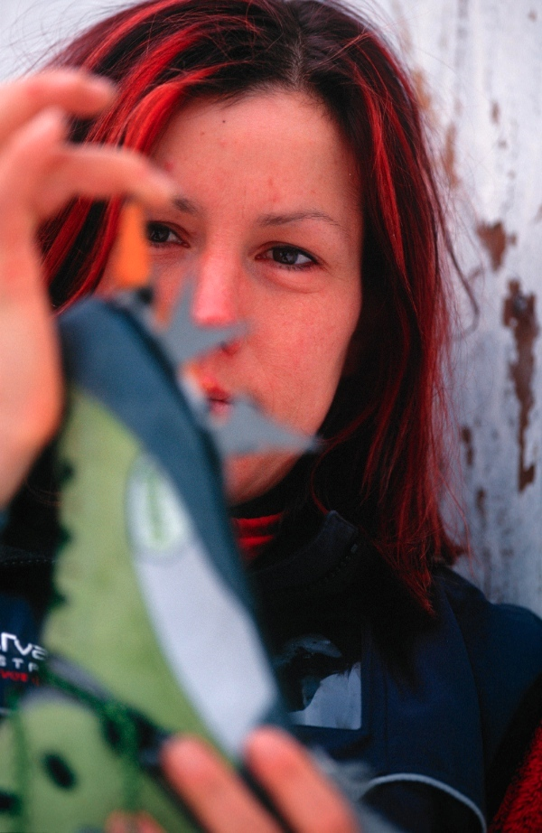 Ines Papert. Fonte immagine: www.lowa.de