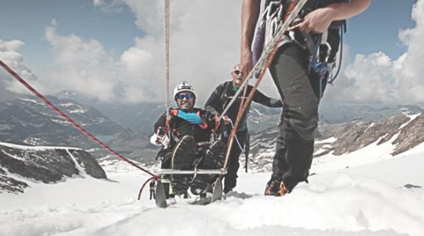 Luca Galimberti. Fonte: www.telethon.it
