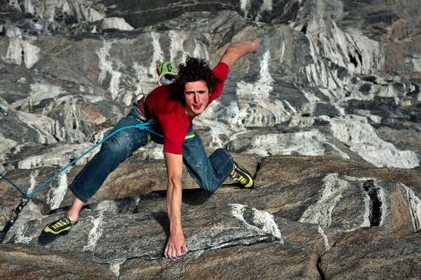 Adam Ondra. Fonte immagine: Cinema in Verticale 2015