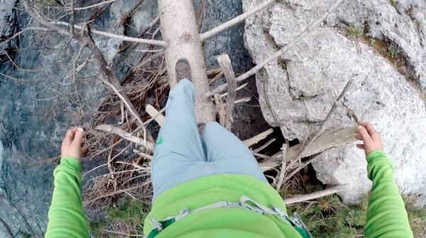Avventura in montagna - fonte immagine: Found