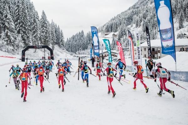 La Pitturina Ski Race 2014, Val Comelico. Fonte: Riccardo Selvatico