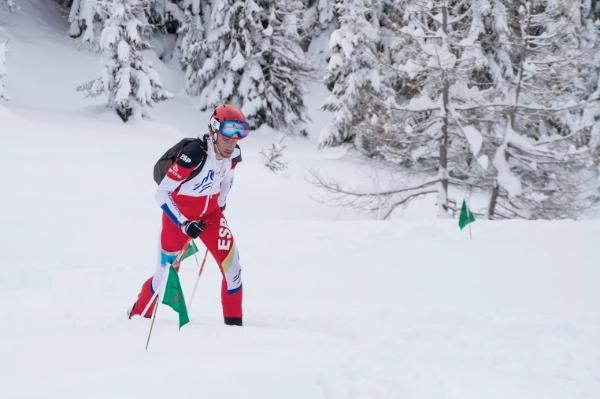 Pitturina Ski Race, individual race 2014. Foto: Riccardo Selvatico