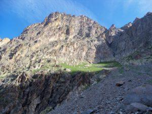 ALPINISMO punta De Cessole Alpi Marittime